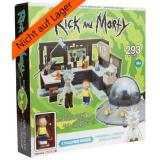 Rick and Morty - Spaceship and Garage